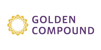 Logo Golden Compound